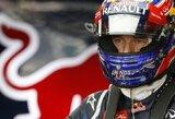"""M.Webberis: """"Žiūrovai nemato tikros kovos dėl čempiono titulo"""""""