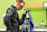 Mišrių komandų čempionatu atnaujintos Lietuvos šaudymo sporto sąjungos varžybos