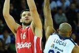"""Regal Barcelona"" vilioja į komandą K.Papanikolaou"