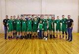 Draugiškame mače Lietuvos rankinio rinktinė įveikė Baltarusijos klubą