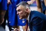 """Š.Jasikevičiaus """"Barcelona"""" sustabdė R.Giedraitį ir """"Baskonia"""" bei Ispanijos Karaliaus taurės finale susikaus su """"Real"""""""