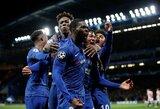 """Mėsmalė Londone: baudiniai, dvi """"Ajax"""" raudonos kortelės per vieną ataką, iššvaistyta trijų įvarčių persvara ir rezultatyvios lygiosios"""
