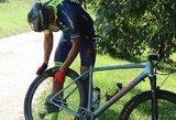 Prieš MTB dviračių lenktynes namų darbus atlikti būtina