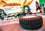 """""""Rally Žemaitija 2019"""" startui parengti automobiliai įveikė techninės komisijos barjerą"""