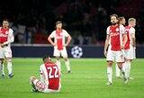 Olandijos futbolo lyga nebeturi kur dėtis – ruošiamasi atšaukti sezoną