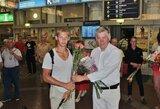 """Pirmą medalį tarptautinėje arenoje laimėjęs irkluotojas Ž.Gališanskis: """"Nuo gegužės labai patobulėjau"""""""