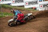 A.Jasikonis vėl sužibėjo pasaulio motokroso čempionate: lipo ant podiumo