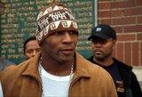 """M.Tysonas įvardijo svajonių varžovą bokso ringe: """"Gaila, kad mūsų svorio kategorijos skirtingos"""""""