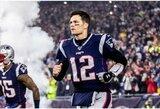 T.Brady paaiškino, kodėl priėmė sporto pasaulį pribloškusį sprendimą