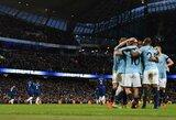 """R.Dunne'as"""" """"Manchester City"""" planas – kovoti dėl 20 """"Premier"""" lygos titulų"""""""