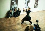 Pasaulio standartinių sportinių šokių čempionato belaukiant: atviroje treniruotėje sužibėjo Lietuvos šokėjų poros