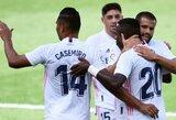 """""""Real"""" išvykoje susitvarkė su """"Levante"""" futbolininkais"""