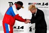 Netikėta: F.Mayweatheris Naujųjų metų išvakarėse kovos RIZIN turnyre