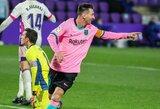 L.Messi sulaukė paskatinimo kraustytis į Paryžių