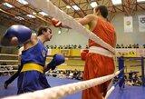 E.Tutkus Lietuvos suaugusiųjų bokso čempionate įveikė bušido žvaigždę T.Pakutinską