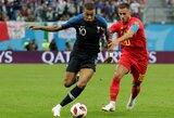 """Islandijos rinktinės saugas J.B.Gudmundssonas negailėjo liaupsių Prancūzijos talentui: """"K.Mbappe taps geriausiu planetos futbolininku"""""""