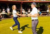 Pirmą kartą Lietuvos golfo istorijoje registruoti neprofesionalių žaidėjų rekordai