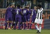 """""""Juventus"""" klubas pralaimėjo Italijoje"""