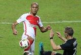 """""""Monaco"""" žvaigždė Fabinho jaučia silpnybę """"Manchester City"""" ekipai"""