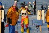 Pasaulio jaunimo biatlono čempionate lietuviams tarp lyderių patekti nepavyko