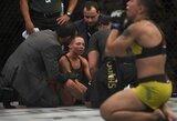 """""""UFC 237"""" medikų išvados: R.Namajunas ir A.Silva gali būti suspenduoti pusmečiui"""