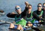 Lietuvos keturvietininkai pradėjo kovą dėl vietos Tokijo olimpiadoje