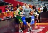 D.Adomaitis nori iš kanadiečių žaidimo eliminuoti NBA prieskonį