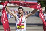 Kauno maratoną laimėjęs R.Kančys pagerino 28-erius metus gyvavusį rekordą