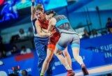 D.Domikaitytė kovos dėl Europos žaidynių bronzos