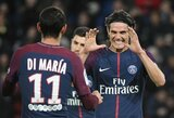 Prancūzijoje PSG varžovams atseikėjo net aštuonis įvarčius