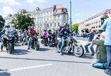 """""""Mane veža"""" virsmas: kviečiančių neregius pakeliauti motociklais daugiau nei ypatingųjų keleivių"""