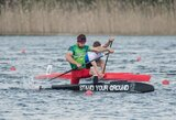 Kanojininkas V.Korobovas kovos dėl pasaulio jaunimo čempionato medalio