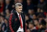 """O.G.Solskjaeras: """"Manchester United"""" turi džiuginti žiūrovus"""""""