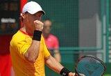 Oficialu: R.Berankis tapo pirmuoju lietuviu tenisininku, dalyvausiančiu olimpinėse žaidynėse!