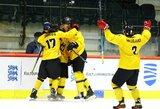 Įspūdingas L.Washco ir M.Griniaus žaidimas atnešė lietuviams fantastišką pergalę prieš vienus iš favoritų