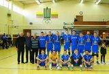 Dėl Lietuvos tinklinio čempionato aukso netikėtai kausis Kelmės ir Marijampolės komandos