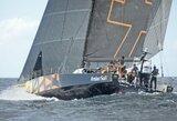 """""""Ambersail 2"""" startas aplink Barbadoso salą: ar pavyks lietuviams pagerinti rekordą?"""