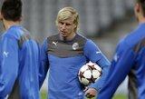 Skaudi žinia: Čekijos rinktinės futbolininkas savo noru pasitraukė iš gyvenimo