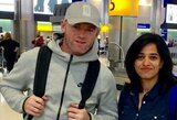 "Paaiškėjo, kada W.Rooney prisijungs prie ""Derby County"""