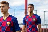 """Europos grandų peštynės: kovos dėl aštuoniolikmečio """"Barcelona"""" gynėjo?"""
