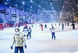 Druskininkų planuose – profesionali sporto klasė jauniesiems Lietuvos slidininkams