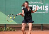 Vilniaus teniso akademijos auklėtinių pergalės tarptautiniame turnyre Estijoje