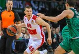 """""""AX Armani"""" išsaugojo Latvijos rinktinės žaidėją"""