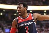"""""""Wizards"""" vedlys atskleidė, kaip juos motyvavo """"Raptors"""" ambasadoriaus kritika"""