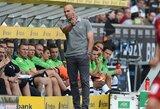 """Naujasis """"Bundesliga"""" turas prasidėjo lygiosiomis"""