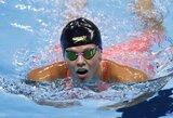 J.Jefimova pagerino R.Meilutytės sezono rekordą pasaulyje, bet prarado kitą pasiekimą