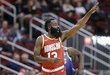 J.Hardenas ir R.Westbrookas sugadino K.Porzingio sezono pasirodymą