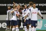 """""""Tottenham"""" FA taurės trečiajame etape varžovams atseikėjo 5 įvarčius"""