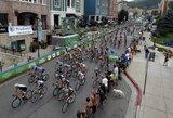 Trečiajame dviračių lenktynių Kanadoje etape A.Kruopis – 16-as