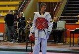 Lietuvio pasirodymas Europos jaunimo tekvondo čempionate baigėsi po diskvalifikacijos